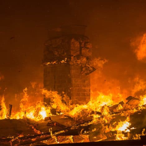 CALIFORNIA CATASTROPHE: At least 29 DEAD, Hundreds Missing as Wildfires Rage
