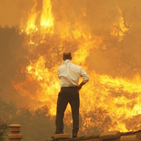 CALIFORNIA CATASTROPHE: Death Toll Hits 42, Hundreds Missing as Wildfires Rage
