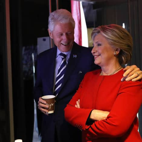 NO THANKS: Bill and Hillary Resort to GROUPON, Deep Discounts to Fill Stadiums