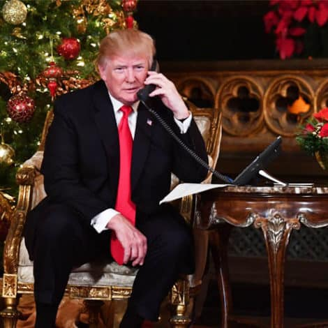 PARTY'S OVER: President Trump Cancels Media's White House Christmas Party