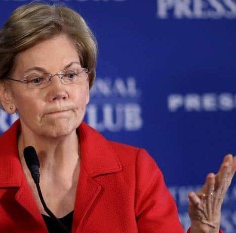 WARREN'S BAD DAY: Boston Globe Says Warren 'Missed Her Moment,' Questions 2020 Run