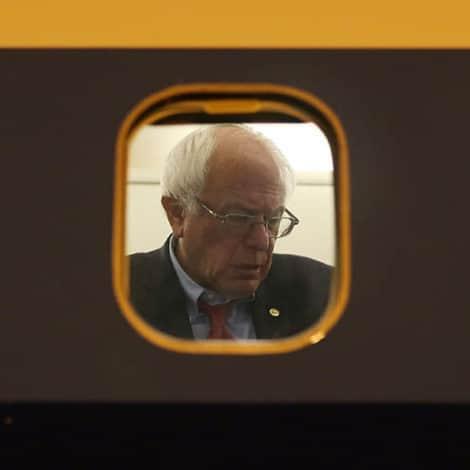 CLIMATE? SOCIALISM? Bernie Sanders Spent $300K on Private Jet Travel in October