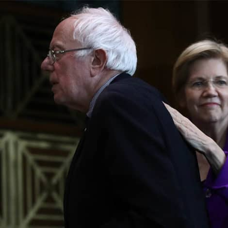 THE HUDDLE: Sanders, Warren Hold Private Meeting to Discuss 2020 Election