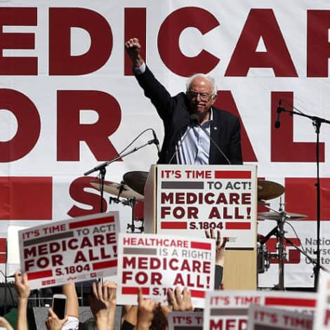 BERNIECARE: Sanders Insists Universal Healthcare 'NOT CRAZY,' Current System Killing 'Ordinary People'