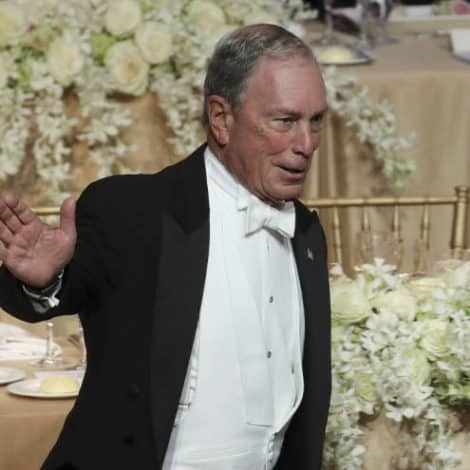 BIG BUCKS: Bloomberg Poised to Spend $100 MILLION on 2020 Presidential Race