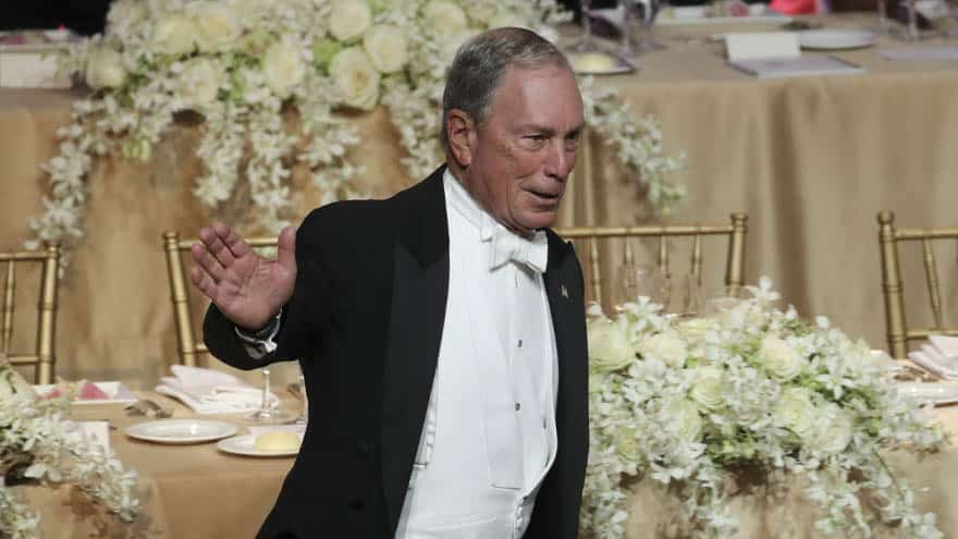 Partner Content - THE 51st STATE? Billionaire Mike Bloomberg Says It's Time for DC Statehood