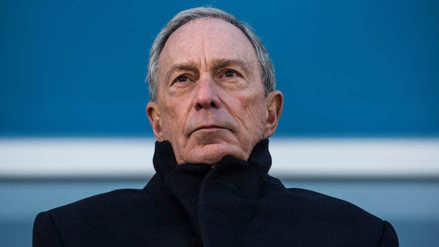 Partner Content - DON'T LIKE MIKE: New Polls Show Bloomberg 'Widely Unpopular' with Voters...