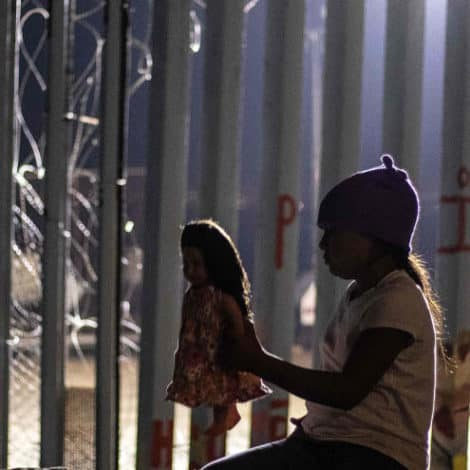 CARAVAN CRISIS: Two-Year-Old Found Along US-MEXICO Border Without Parents