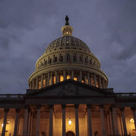 TICK TOCK: Senate Huddles as Deadline Approaches, Time to Pass Budget or SHUT IT DOWN