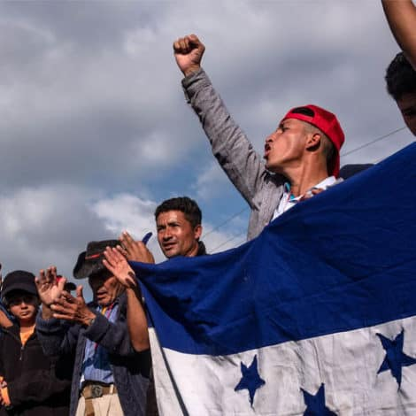 CARAVAN CHAOS: Migrants Demand Trump Admits Them into US or Pay them $50,000 EACH to Go Home