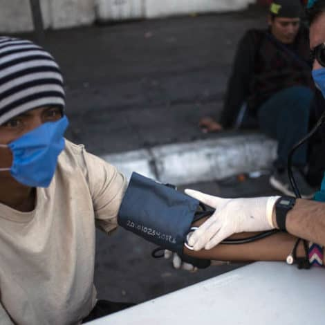 REPORT: Homeland Security Calls in CDC After Increase of 'Sick Migrants' at Border