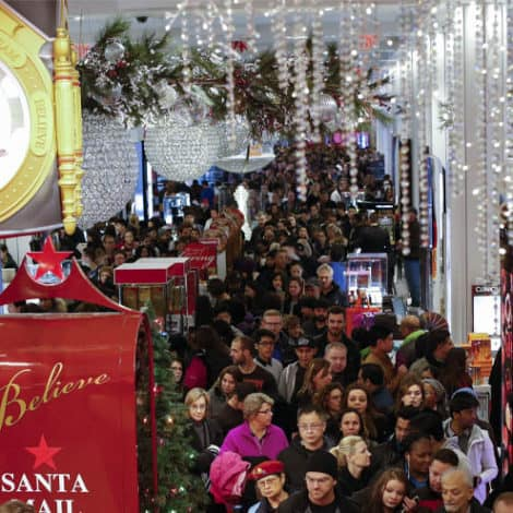 REPORT: Holiday Sales UP 5.1% from Last Year, Online Purchases POP 19.1%