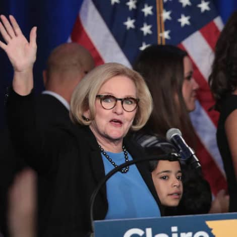 CLAIRE'S WARNING: McCaskill Warns Ocasio-Cortez Against Alienating 'Working-Class Voters'