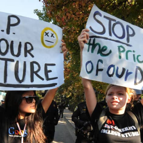TUITION TOSSED? California 'Poised' to Give Away TWO YEARS of Free College
