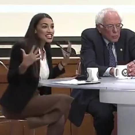 LIBERAL LOGIC: Cortez Compares Her 'Green New Deal' with LUNAR LANDING, 'Civil Rights Movement'