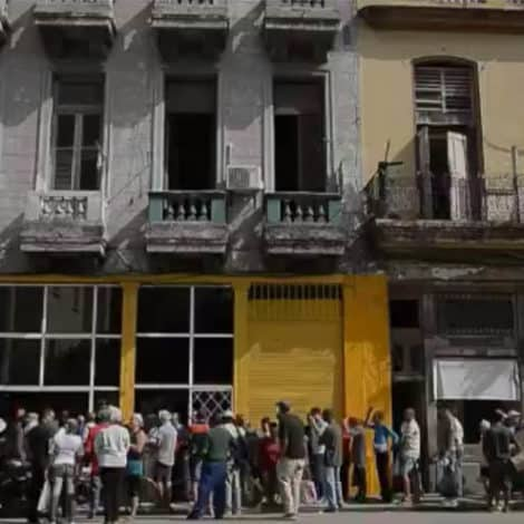 CUBAN CRISIS: New Video Surfaces of Cubans 'Waiting Hours' for a Single Loaf of Bread