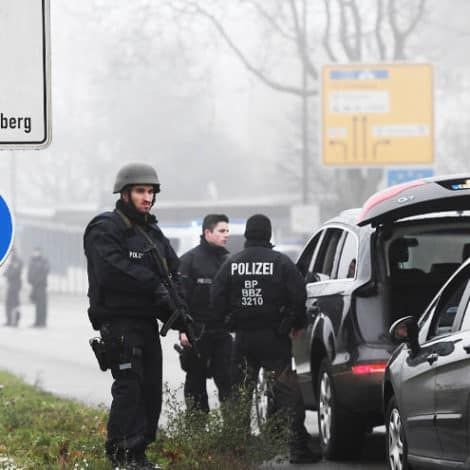EUROPE MANHUNT: Strasbourg Shooter Had 27 PRIOR Convictions, May Have Escaped into Germany