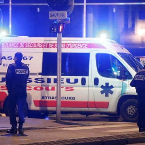 BREAKING NOW: At Least One Killed, More Injured at France Christmas Market Shooting