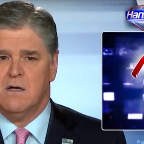 HANNITY: Media Using President Bush's Death to 'Attack Trump'