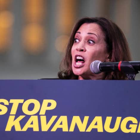 REPORT: Longtime Kamala Harris Aide Resigns Over $400K 'Harassment Settlement'