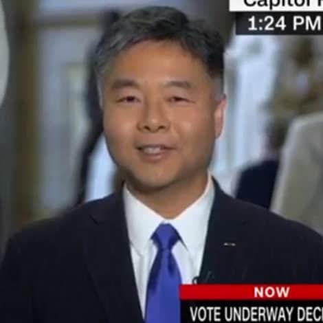 TRUE COLORS: California Rep. Says He'd 'Love to Regulate Speech' but First Amendment 'Prevents' Him