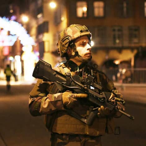 MANHUNT: Suspect in Strasbourg Shooting Identified, Was on 'Terror Watch List'