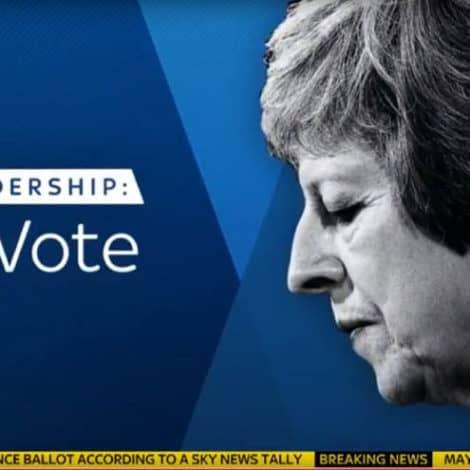 WATCH LIVE: UK Legislators Hold 'NO CONFIDENCE' Vote Against Prime Minister after Brexit Breakdown