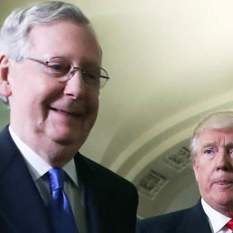 JUST NUKE IT: Trump Tells McConnell to 'Go Nuclear,' Pass Border Funding with Simple Majority