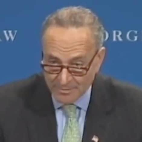 FLASHBACK: Schumer Says 'Illegal Immigration Wrong,' Praises 'Border Fence'… in 2009