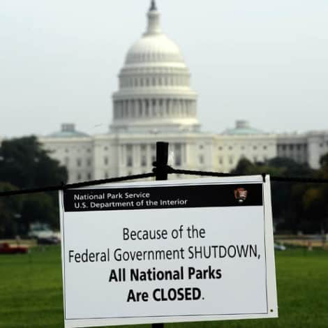 TICK TOCK: Shutdown Looms as Democrats 'Dig In' Against Border Wall Funding