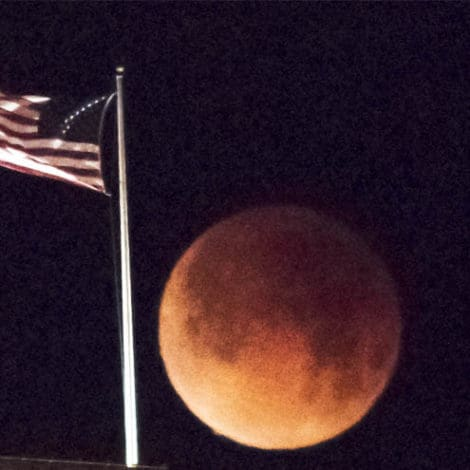 ONE GIANT LEAP: President Trump Officially Creates US 'Space Command'