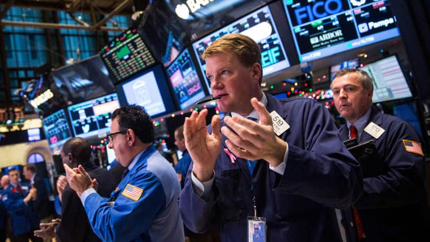 Partner Content - NOT SPOOKED: Dow Jones Closes at ALL-TIME HIGH, Shakes-Off Democrats' Im...