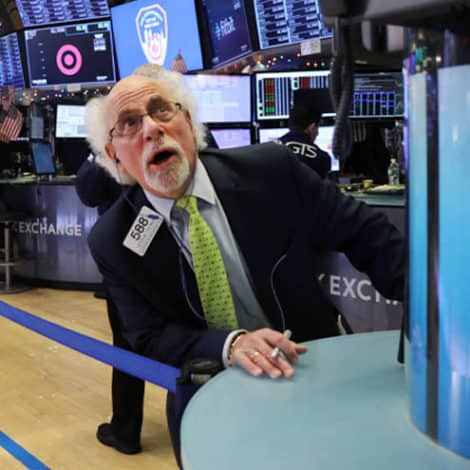 STOCKS SURGE: Market Recovers from 600 POINT PLUNGE, End UP 250+