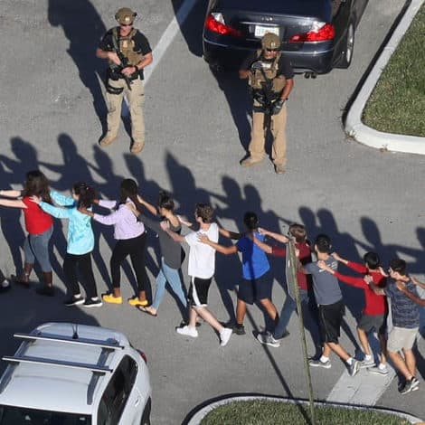 PARKLAND UPDATE: Public Safety Commission Recommends Arming Teachers to Stop Shootings
