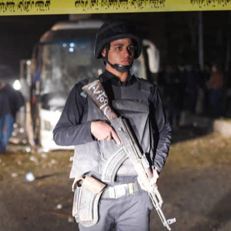 TERROR IN EGYPT: Roadside Bomb Kills 2 Tourists, Injures 12 Near Famed Pyramids