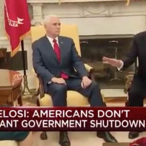 WATCH: President Trump EDUCATES Nancy Pelosi on Congressional Rules