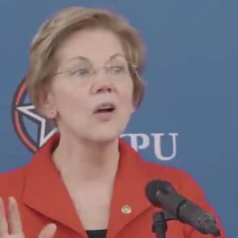 WARREN: The United States Needs to 'Responsibly Cut Back' on Military Spending