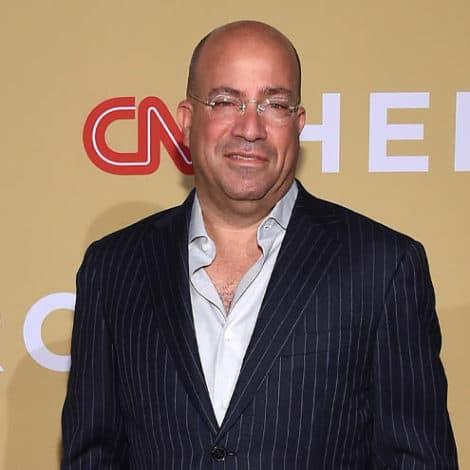 CNN PRESIDENT ZUCKER: I'm 'Very Interested' in Running for Office