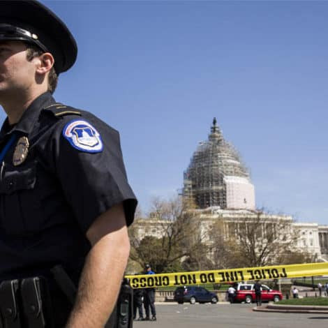 MURDER CAPITAL: DC's Homicide Rate SOARS 42% as National Average Declines