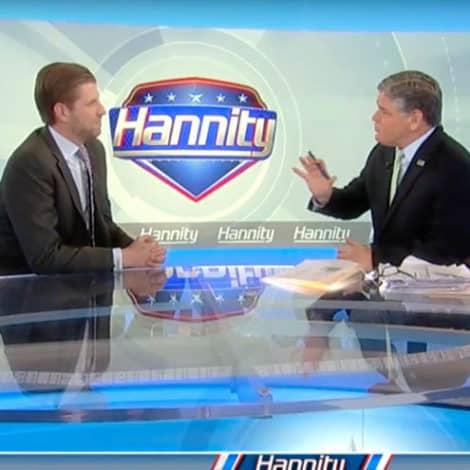ERIC TRUMP ON HANNITY: Democrats' 2020 Agenda Essentially 'Anti-American'