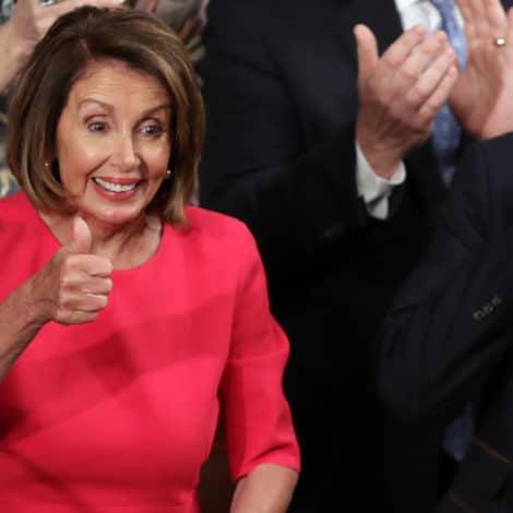 NANCY DENIED! President Trump Seizes Pelosi's Aircraft, Cancels 'Foreign Trip' Over Shutdown