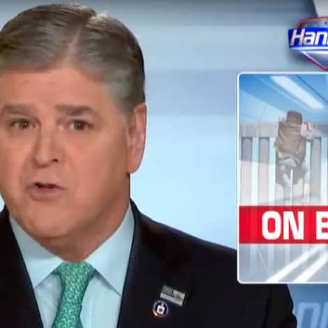 HANNITY: Democrats 'Pretending' America's Borders are Safe and Secure