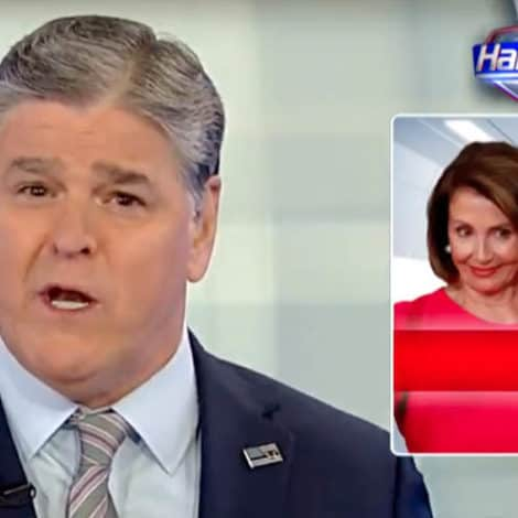 HANNITY: Pelosi's 'Intercontinental Trip' Shows She's Not Serious About Gov Shutdown