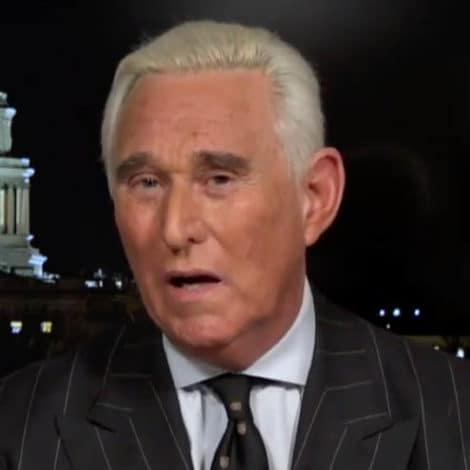 STONE ON HANNITY: 'I'm Targeted Because They Want to Silence Me'