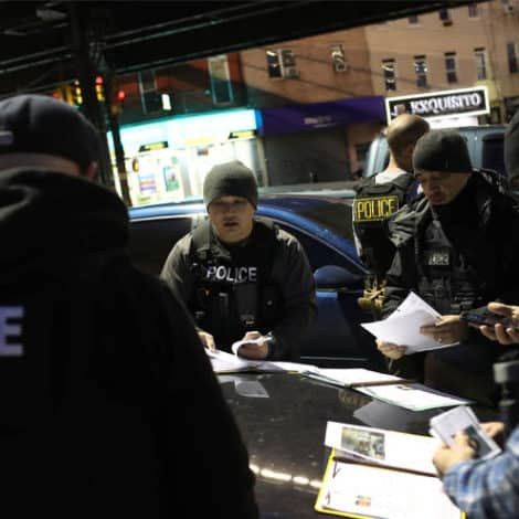 DEVELOPING: ICE Agents Arrest 100+ 'Convicted Criminal' Illegal Immigrants Across New York