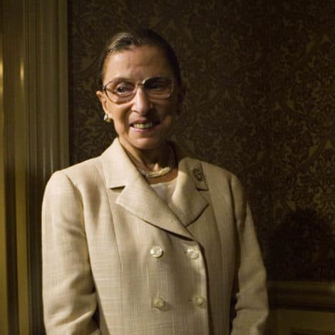 DEVELOPING: Ruth Bader Ginsburg to Miss Supreme Court Arguments for First Time in 25 Years