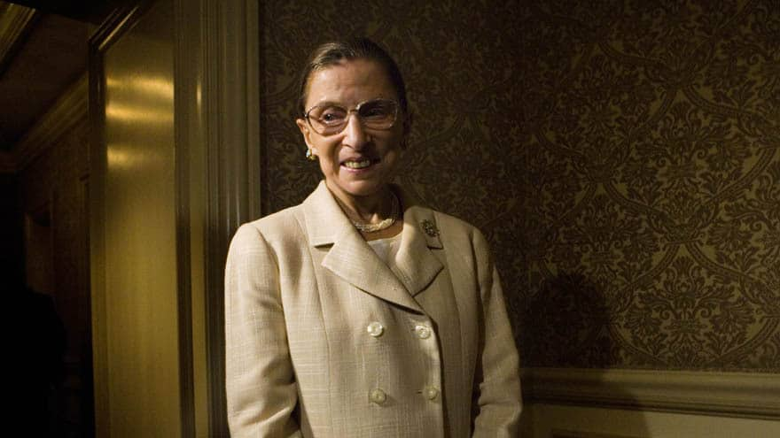 Partner Content - BREAKING NOW: Supreme Court Justice Ruth Bader Ginsburg Treated for Panc...