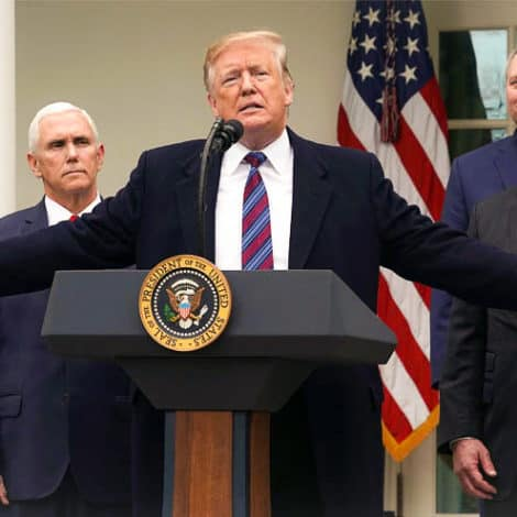 ENOUGH: Trump Considers Declaring 'National Emergency' to Secure Border Wall Funding