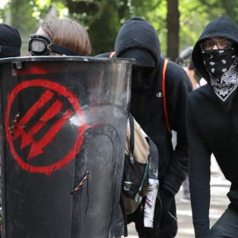 ANTIFA ARREST: DC Antifa Leader Charged with 'Terroristic Threats' and 'Ethnic Intimidation'