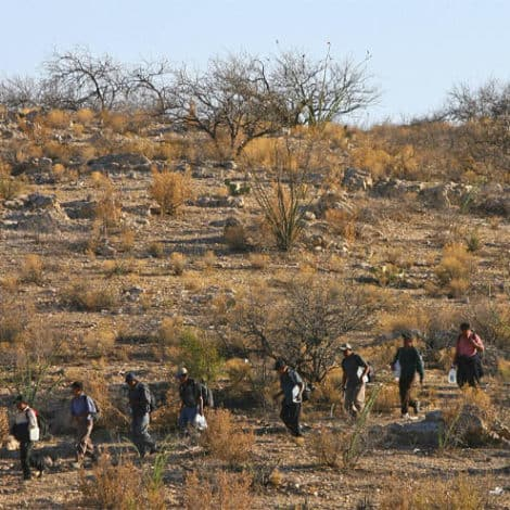 REPORT: Remains of 127 Migrants Found in Arizona Alone Throughout 2018